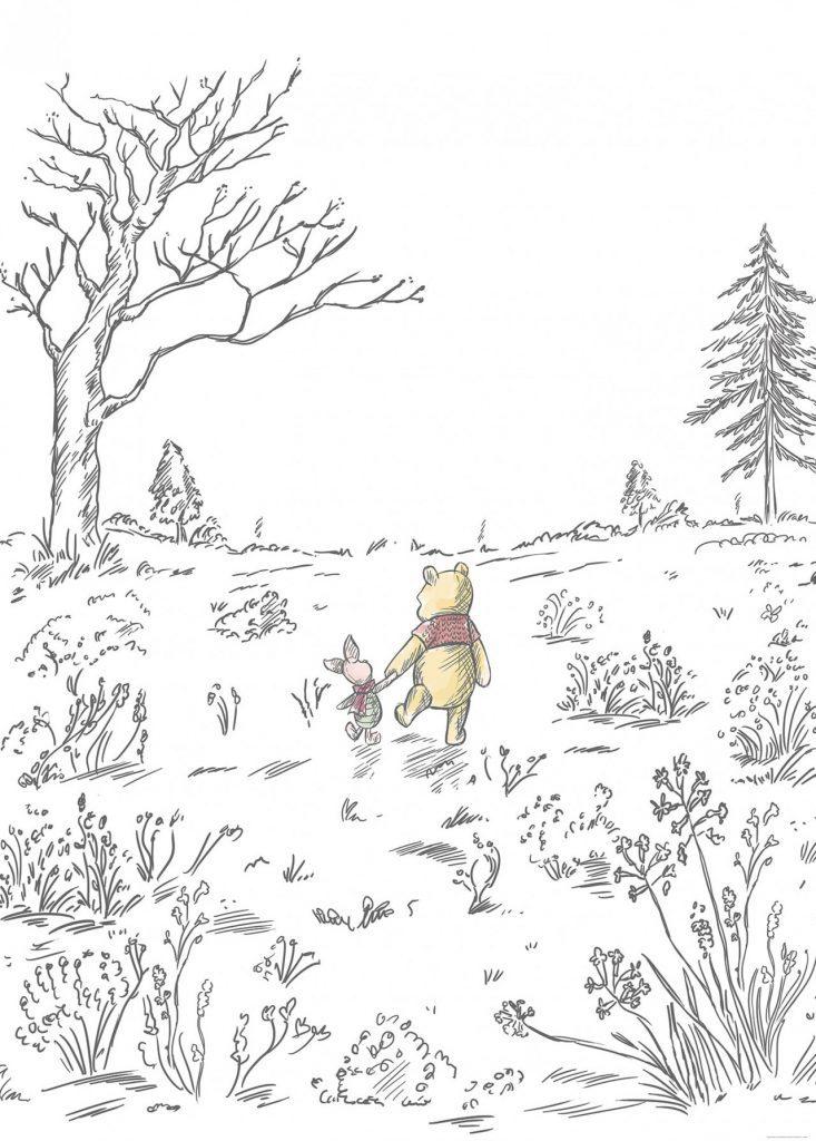 Winnie the Pooh Walk